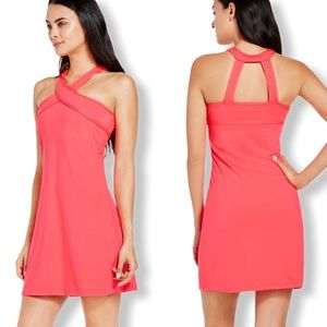 Fabletics Chicago Dress Athletic XS Hot Pink